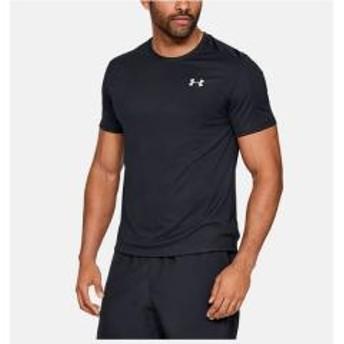 UNDER ARMOUR(アンダーアーマー)ランニング メンズ半袖Tシャツ 20S UA SPEED STRIDE SHORTSLEEVE 1326564 001 メンズ 001