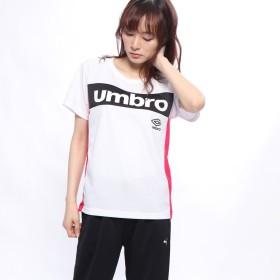 アンブロ UMBRO レディース 半袖機能Tシャツ S/S シヤツ UMWNJA73AP
