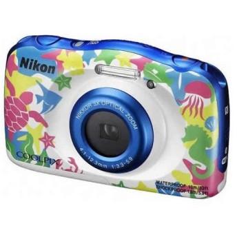 ニコン COOLPIX W100 マリン 防水コンパクトデジタルカメラ