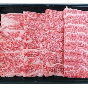 【最高ランク5等級】鹿児島県産黒毛和牛霜降り焼肉_53-H06