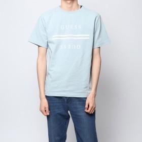 Tシャツ - GUESS【MEN】 [GUESS] QUATTRO G LINE LOGO TEE 【JAPAN EXCLUSIVE ITEM】
