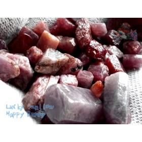 特売品♪ 10g 天然ルビー 原石 結晶 産地:マダガスカル産 ランダムチョイス♪