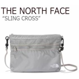 ノースフェイス サコッシュ THE NORTH FACE メンズ レディース SLING CROSS スリング クロス ネイビー シルバー NN2PK04A/B バッグ