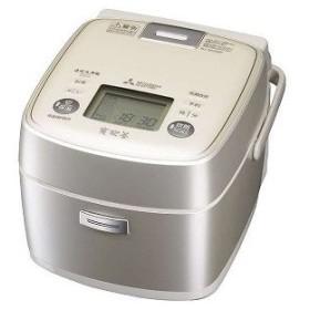 三菱 炊飯器 炭炊釜 [3.5合 /IH] NJ−SU06R−S