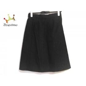 ドレステリア DRESSTERIOR スカート サイズ38 M レディース 美品 黒 レース/刺繍   スペシャル特価 20190523
