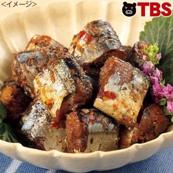 三陸産 さんま 甘露煮 / 720g (120g×6パック) / サンマ 秋刀魚 魚 国産 冷凍 00904170011902152163【TBSショッピング】