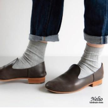 『LAZY ONE』 職人が作るBasic好きのための革靴 セミオーダー靴