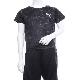 プーマ PUMA ジュニア 半袖機能Tシャツ ACTIVE SS ポリ AOP Tシャツ 843966