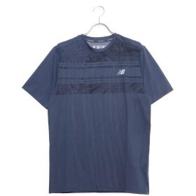 ニューバランス new balance メンズ テニス 半袖Tシャツ MT83410