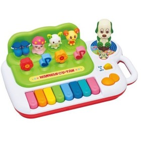 内祝い 内祝 お返し ワンワンとうーたん おもちゃ ワンワンとうーたんのいっしょに歌ってピアノ