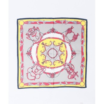Rouge vif la cle / ルージュ・ヴィフ ラクレ manipuri CLASSICBELTシルクスカーフ