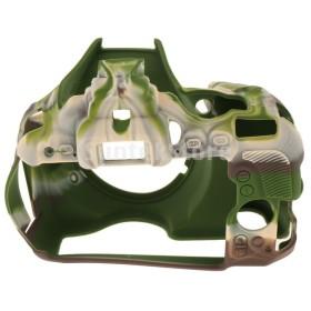 Nikon D5500 D5600用ゲル保護カメラハウジングケーススキンカバー