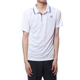 ニューバランス new balance メンズ テニス 半袖ポロシャツ MT81415