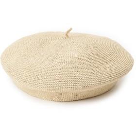 Airpapel(エアパペル) ペーパーストローベレー帽