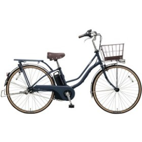 PANASONIC BE-ELTA632-V マットネイビー ティモ・I [電動アシスト自転車(26インチ・内装3段変速)]