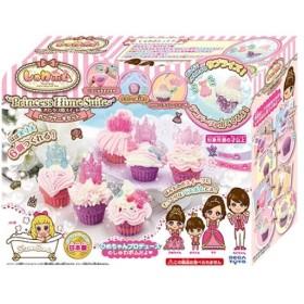 SB-12 しゅわボム プリンセス姫スイート カップケーキセット おもちゃ こども 子供 女の子 ままごと ごっこ 作る 6歳