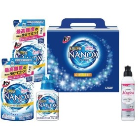 内祝い 内祝 お返し 洗剤 ギフト セット ライオン トップ スーパーナノックス ギフトセット