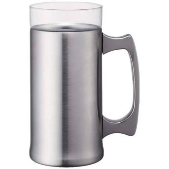 ON℃ZONE飲みごこちビールジョッキ マット 420ml ステンレスタンブラー