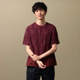 SALE【ラブレス(LOVELESS)】 【LF】MEN クルーネックコンビネーションTシャツ レッド3