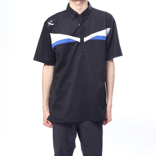 コラッジオ CORAGGIO メンズ ゴルフ 半袖シャツ CR-1H1049B