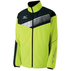 ミズノ(MIZUNO) メンズ レディース テニスウェア ブレスサーモ ライトウォーマーシャツ セーフティーイエロー 62JE7505 31 テニス トレーニングウェア