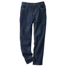 【ご要望にお応えして♪選べる2レングス】ゆるフィットデニムパンツ (レディースパンツ),pants