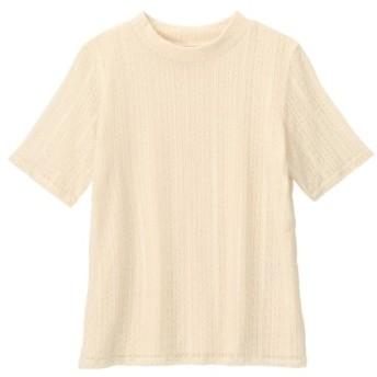 レーストップス (大きいサイズレディース)Tシャツ・カットソー