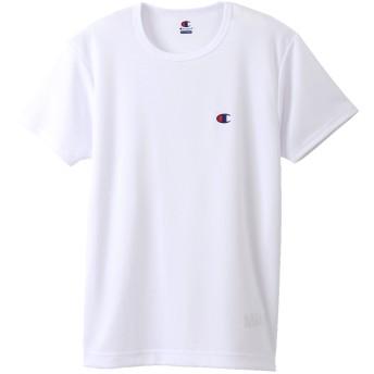 メッシュ クルーネックTシャツ 19FW チャンピオン(CM1HH301)【5400円以上購入で送料無料】