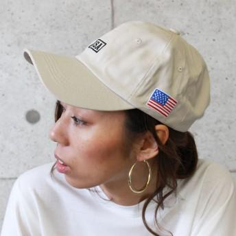 キャップ - CELL USA刺繍星条旗ワッペン付きキャップ 帽子 CAP カジュアル ストリート 2019新作
