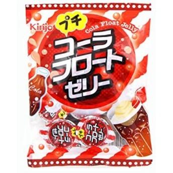 金城製菓 プチコーラフロートゼリー 16g×9個×20袋