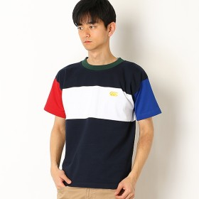 [マルイ]【セール】S/S LIGHT UGLY CREW JERSEY/カンタベリー(canterbury)