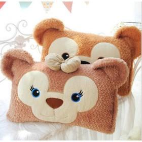 Disney(ディズニー)枕カバー、シェリーメイ枕カバー、ダッフィー枕カバーダッフィーグッズ Bear Duffy!shelliemay ステラ・ルー