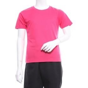 ティゴラ TIGORA ジュニア 半袖機能Tシャツ TR-9A4359TSG ク