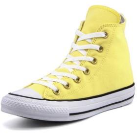 converse(コンバース) ALL STAR PASTELS HI レディーススニーカー(オールスターパステルズHI) 32995123 イエロー ハイ/ミッドカット