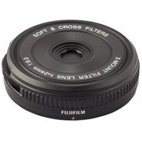 人気FUJIFILM フィルターレンズ XM-FL B ブラック カメラ