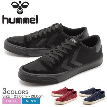 HUMMEL ヒュンメル スニーカー スタディール RMX ロー 201947 メンズ レディース 靴 シューズ