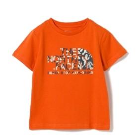 THE NORTH FACE / カクタスドーム Tシャツ キッズ Tシャツ ORANGE 130