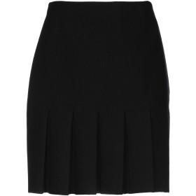 《期間限定 セール開催中》MOSCHINO レディース ひざ丈スカート ブラック 40 バージンウール 100%