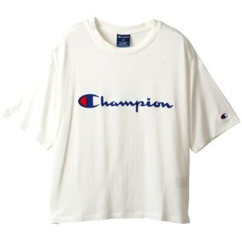 ウィメンズ Tシャツ 19SS スポーツ チャンピオン(CW-PS313)【5500円以上購入で送料無料】