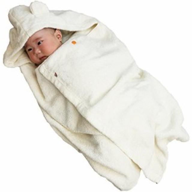 4e8a0a215770f3 今治タオル imabari towel 出産祝い 日本製 オーガニックコットン ベビーバスローブ バスポンチョ ギフトセット