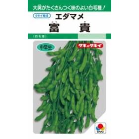 タキイ種苗 エダマメ 枝豆 富貴 GF