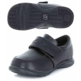 ムーンスター キッズ 子供靴 シューズ その他 キャロット キッズ CR C2092 ブラック  MOONSTAR CR-C2092-BLACK
