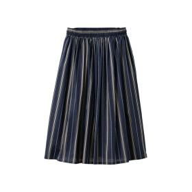 人気のため新色追加&再入荷!!綿100%ひざ丈フレアスカート (大きいサイズレディース)スカート,plus size