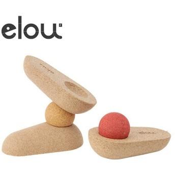 コルク 知育玩具 ペブルス(対象月齢2歳から) TYEL810210 赤ちゃん ベビー 知育玩具 おもちゃ クリスマス 誕生日 ごっこ遊び 積み木 つみき 男 女 コルク 2歳