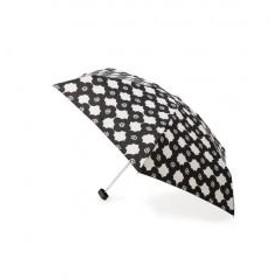 晴雨兼用フラワープリントミニ傘