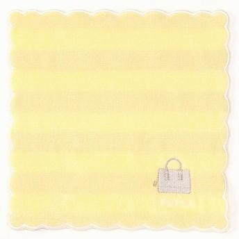 [マルイ] 【約22×22cm】ミニタオルハンカチ(レディース)/フルラ(FURLA(HANDKERCHIEF))