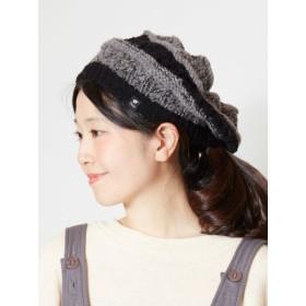 帽子全般 - チャイハネ 【チャイハネ】変わり編みニットキャップ