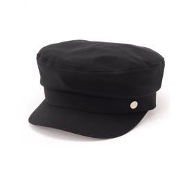 Chapeau d' O Chapeau d' O(シャポードオー) MarinCap マリンキャップ キャスケット,BLACK