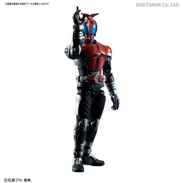バンダイスピリッツ Figure-rise Standard 仮面ライダーカブト プラモデル (ZP59579)