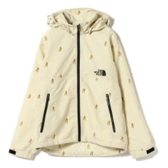 THE NORTH FACE / ノベルティ コンパクトジャケット キッズ ブルゾン BEIGE 140